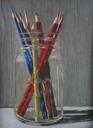 Preserved in Pencil