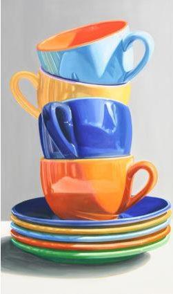 Teetering Teacups