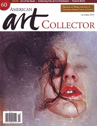 American Art Collector October 2010 Cover